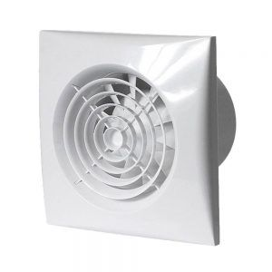 Bathroom Extractor Fan With Light And Timer