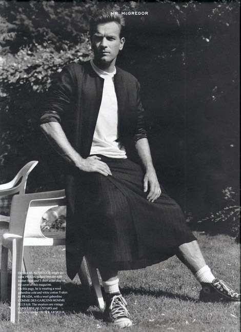 37 Stylish Skirts for Men - From Flashy Feminized Menswear to Manly Man Skirts (CLUSTER)
