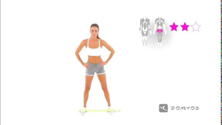 Exercice 7 Domyos : fessiers