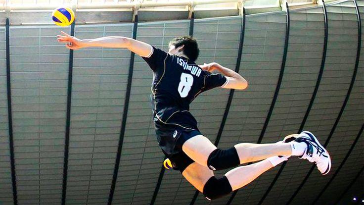 картинки нападающего удара в волейболе том