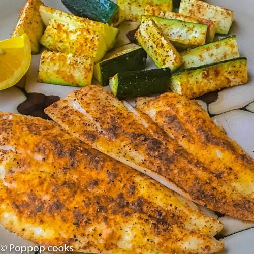 Baked Flounder Filets are very quick and easy. You will have it on the table in 20 minutes and with minimal work and cleanup.