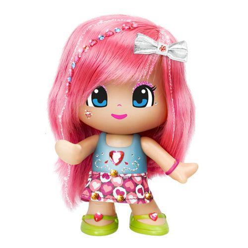 """Кукла """"Пинипон"""" - Макияж и модная прическа, розовая"""