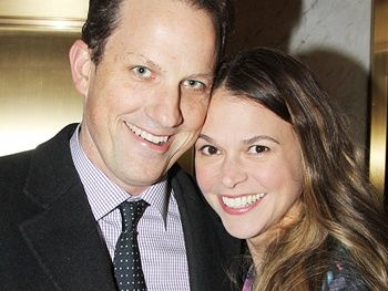 On Her Way Down the Aisle: Tony Winner Sutton Foster Marries Fiance Ted Griffin Today! | Broadway Buzz | Broadway.com