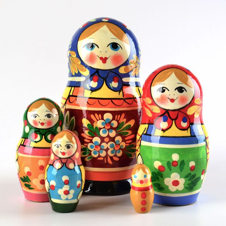 Nesting Doll from Zagorsk