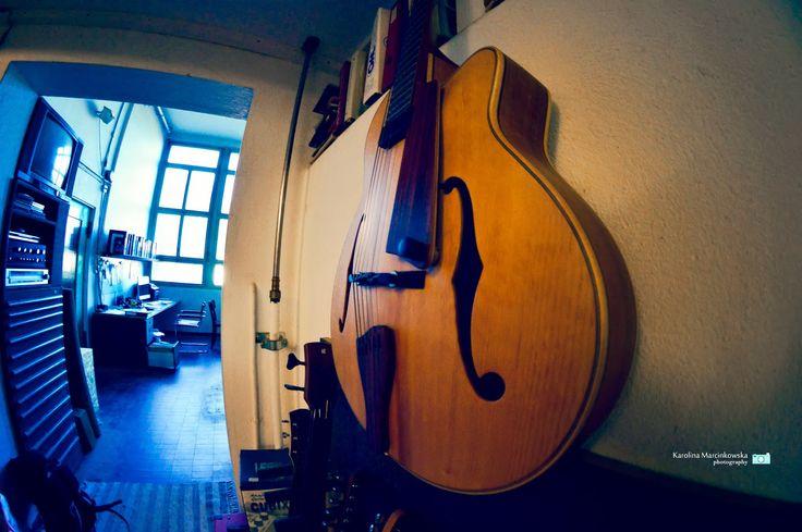 Guitar, Switzerland, Baden, Reportage