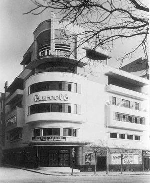 Antiguo Cine Barcelo   MADRID