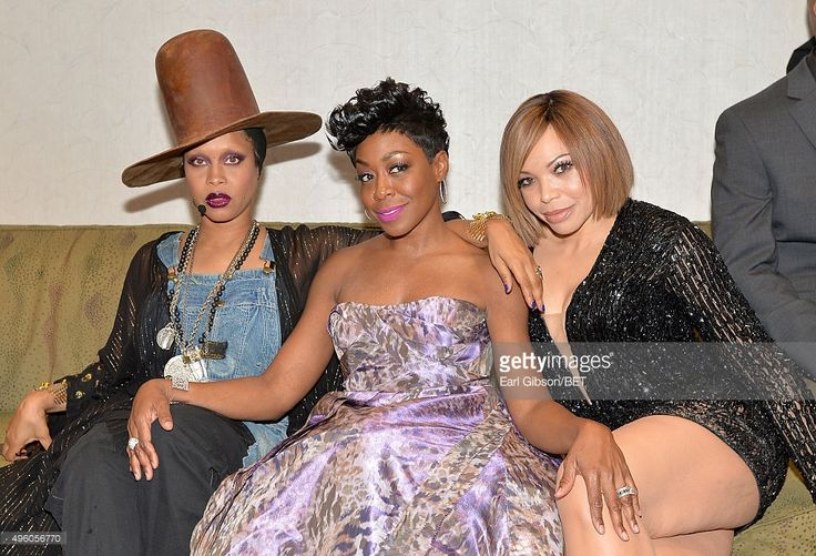 Host <a gi-track='captionPersonalityLinkClicked' href=/galleries/search?phrase=Erykah+Badu&family=editorial&specificpeople=224744 ng-click='$event.stopPropagation()'>Erykah Badu</a>, actress <a gi-track='captionPersonalityLinkClicked' href=/galleries/search?phrase=Tichina+Arnold&family=editorial&specificpeople=593825 ng-click='$event.stopPropagation()'>Tichina Arnold</a> and actress <a gi-track='captionPersonalityLinkClicked'…