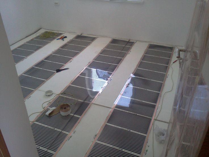 Incalzire electrica in pardoseala cu film carbon. 14 euro mp !  Garantie 10 ani. http://incalzireinfrarosu.olteniapanourisolare.ro/incalzirepardoseala.php