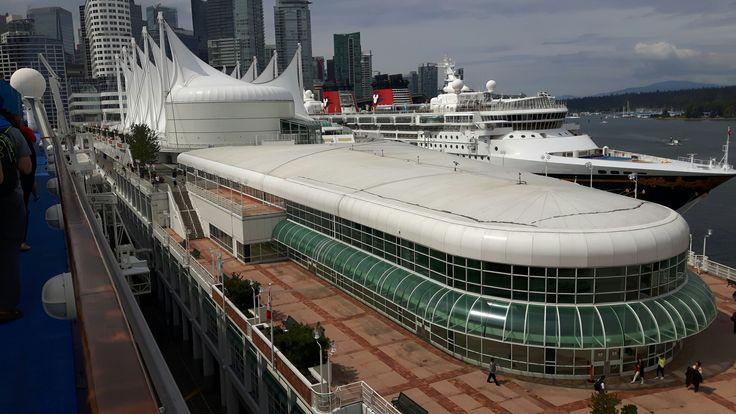 Vancouver pier.