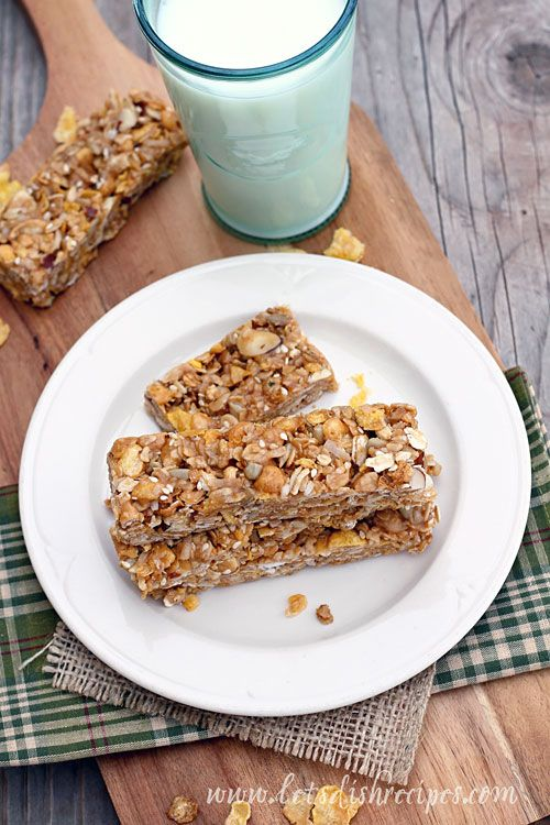 No-Bake Honey Oat Granola Bars with Post Honey Bunches of Oats #PostWalgreens #PMedia #ad