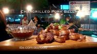 Chargrilled Chiang Mai pork belly