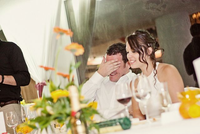 Groom Speech – A Selfish Message of Love, Marriage, Family and Gratitude