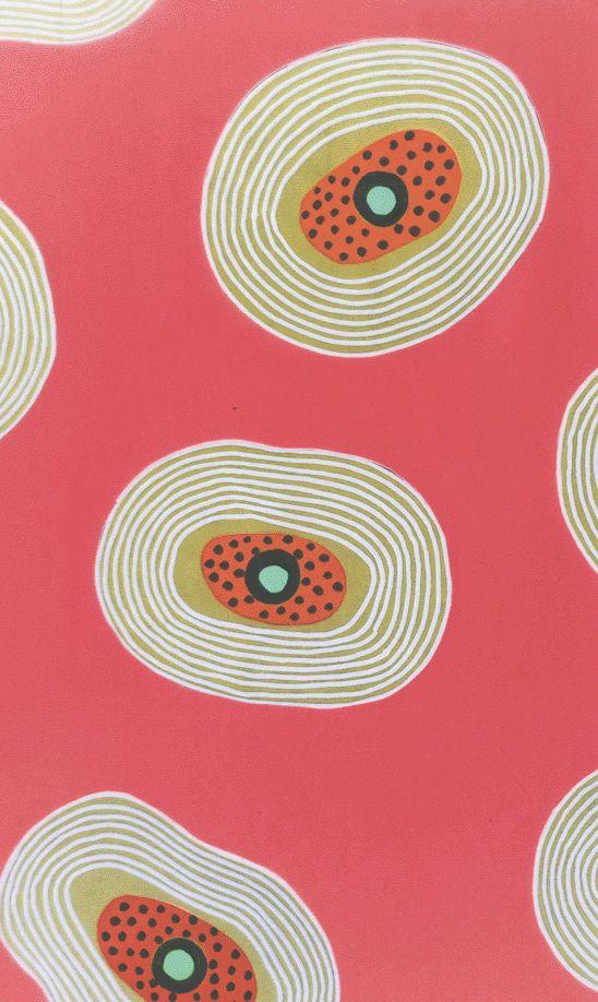 Pattern by Nathalie Du Pasquier.