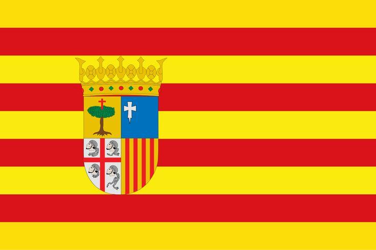 Bandera de Aragón - Wikipedia, la enciclopedia libre