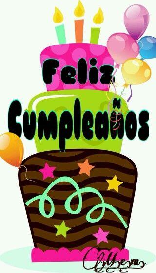 Felíz cumpleaños