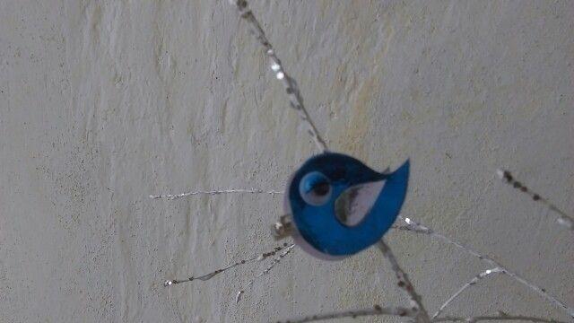 Ptáček na kolíček