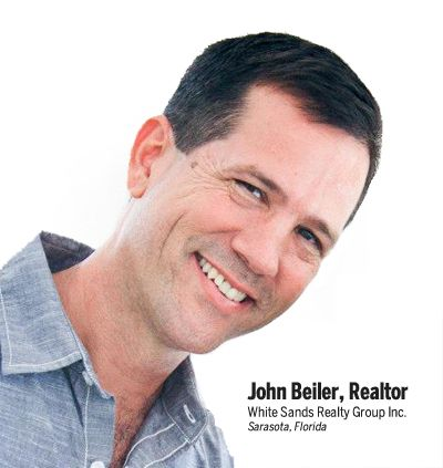 Real Estate Agent, John Beiler, Uses a Segway PT to Connect with Potential Clients