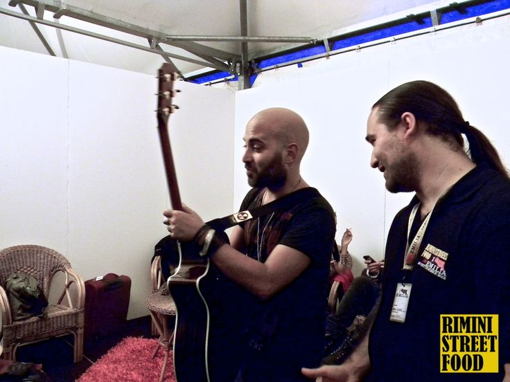 "Backstage di ""Italy Loves Emilia"", Campovolo, Settembre 2012. #rock #concert #live #backstage #music #charity"