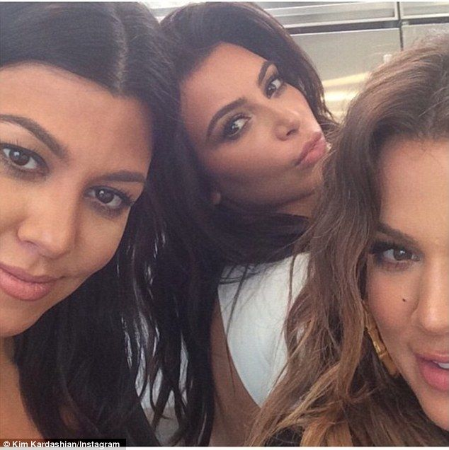 The family business: She and her sisters Kourtney & Khloé will launch their fifth Kardashi...