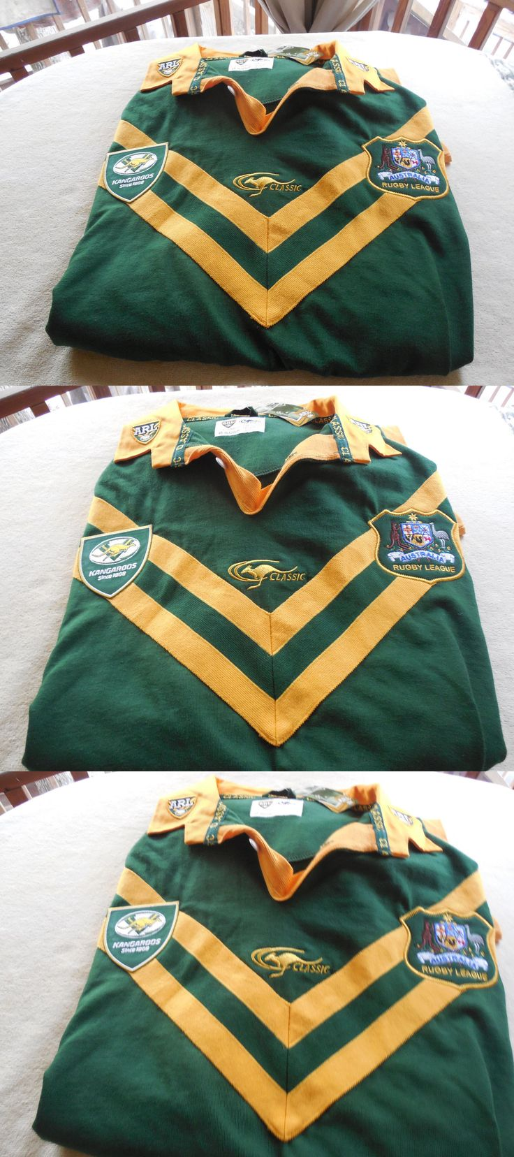 Rugby 21563: Australian Rugby League Kangaroos -> BUY IT NOW ONLY: $83.96 on eBay!