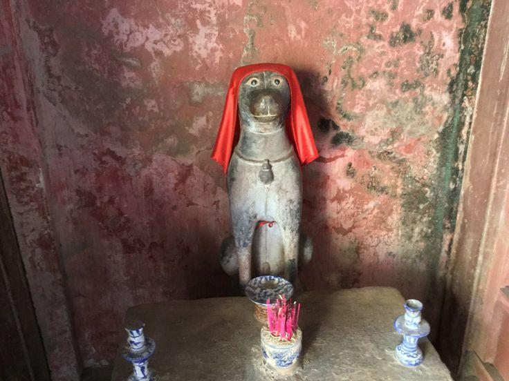 Viajar a Vietnam - Hoi An - Pagodas