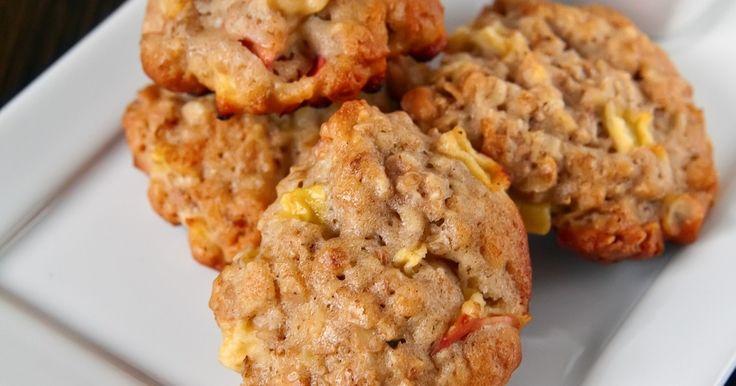 Recette - Biscuits à la compote de pomme   750g