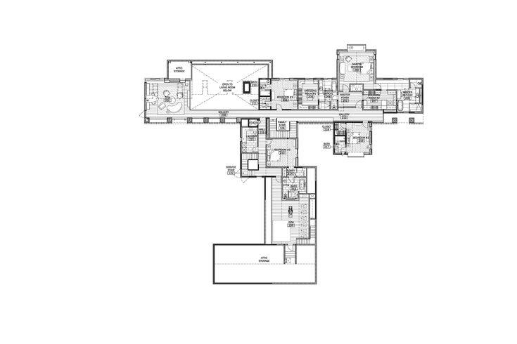 Gallery of Modern Barn House / Rios Clementi Hale Studios - 16