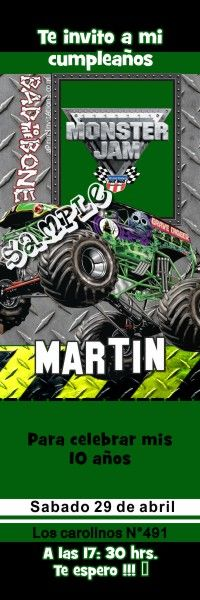 Best 25 Monster truck tickets ideas on Pinterest Monster