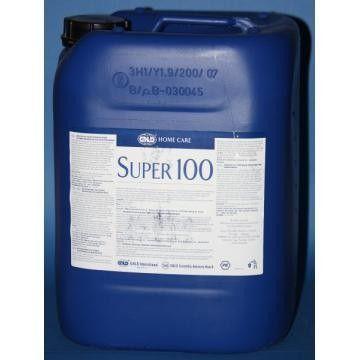 GNLD Super 100 Ipari tisztítószer koncentrátum 10L Super 100 egy sokoldalú tisztítószer, amely különösen alkalmas nehéz, ipari jellegű tisztítási feladatokhoz.