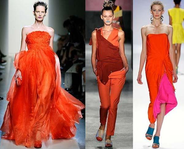 : Orange Symbols, Orange Attitude