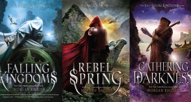 Falling Kingdoms Series Giveaway! | Read. Breathe. Relax.
