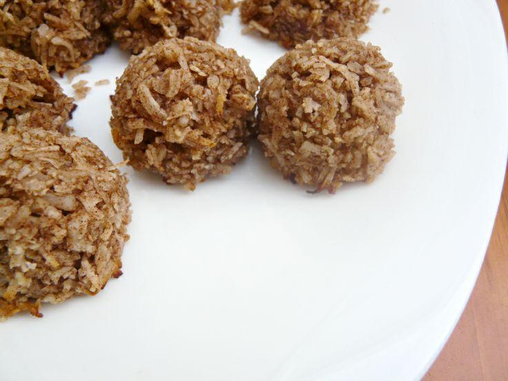 Los ducles de coco y mocha, el aroma a café y el delicioso sabor del coco rayado!