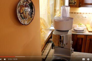 videoricette kenwood gelato alla stracciatella