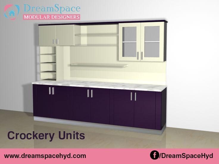 17 Best Images About Crockery Unit On Pinterest Design Crockery Cabinet And Kitchen Desks