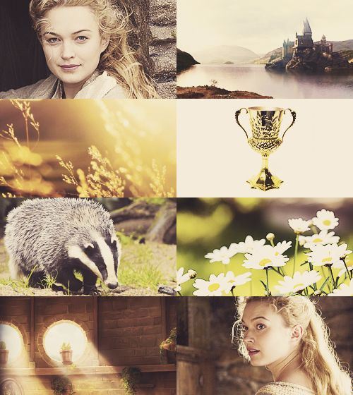 """THE FOUNDERS OF HOGWARTS - Helga Hufflepuff: """"I'll teach the lot and treat them just the same."""""""