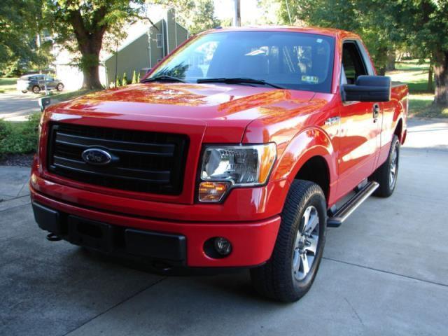 Ford: F-150 STX, US $12,000.00, image 1
