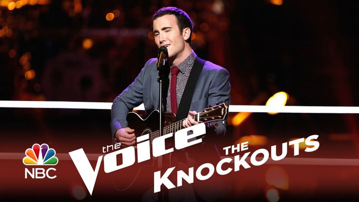 """The Voice 2014 Knockouts - Troy Ritchie: """"Hey Ya!""""  **darling guy- fun guy :)"""