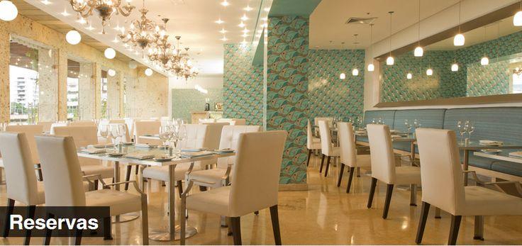 En #Cartagena se pueden dar el gusto de probar una propuesta gastronomica con la calidad y el sello Rausch. Aquí pueden hacer su #reservas y prepararse para disfrutar: http://www.mareabyrausch.com/?page_id=56 #Restaurantes