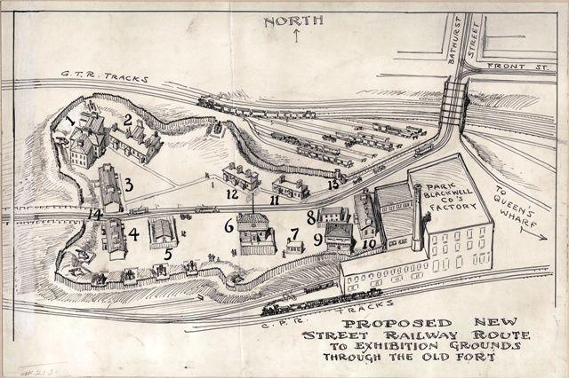 Historicist: Defending Fort York… From Ourselves   cityscape   Torontoist