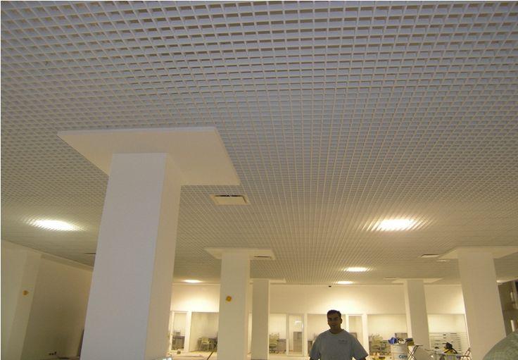 137 best images about plafones recubrimientos paneles y - Plafones de pared ...