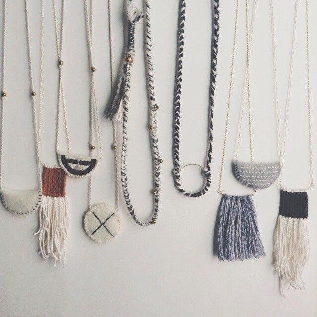 new and revised necklace designs | kari breitigam