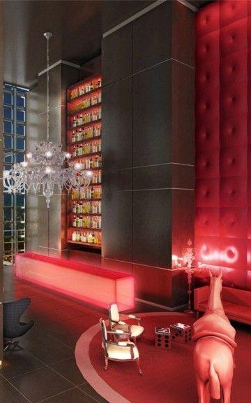YOO Panama City designed by Philippe Starck
