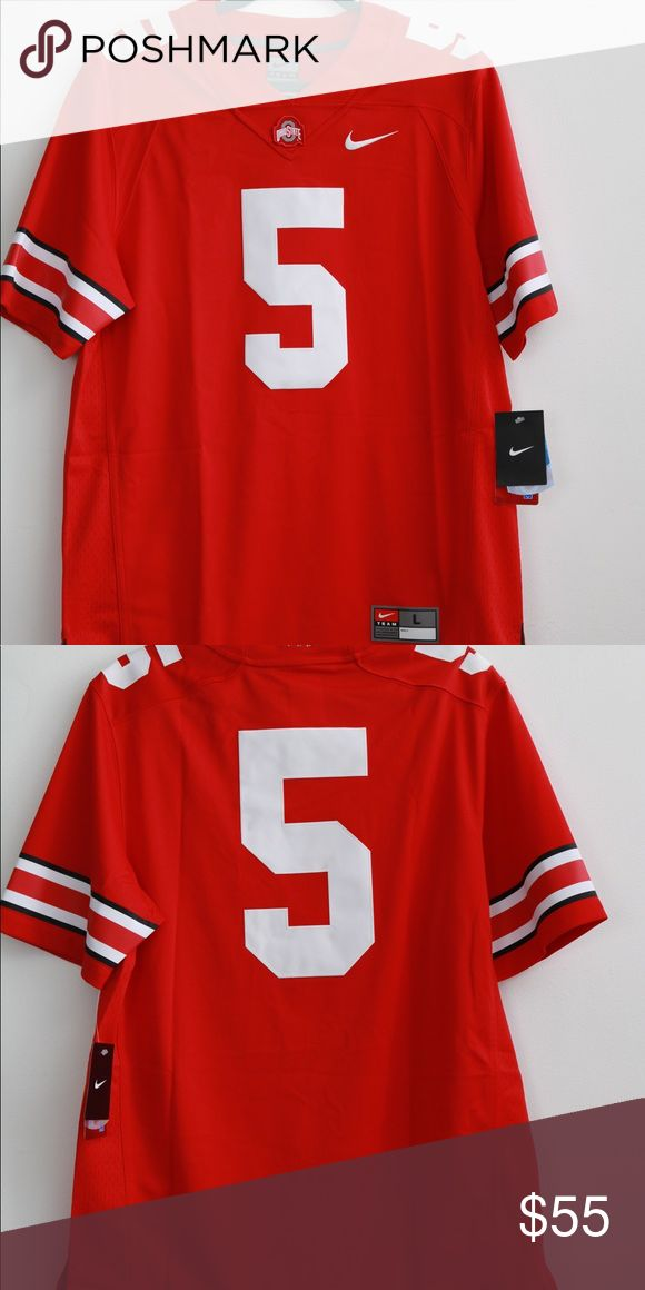 New Nike Ohio State Buckeyes Jersey NCAA Brand new Ohio State Football Jersey Nike Other