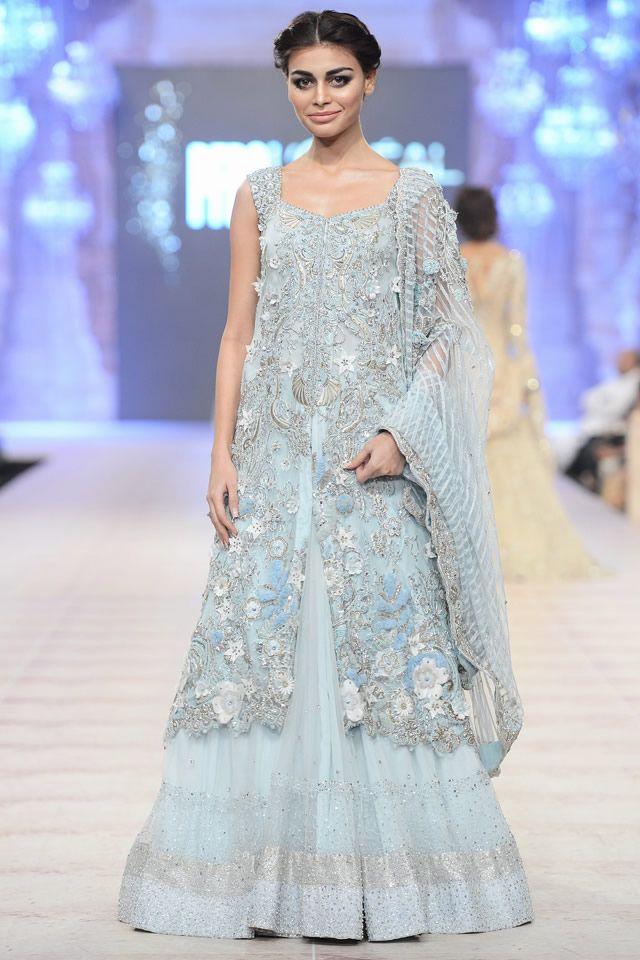 Ammara Khan Bridal Collection at PFDC L'Oréal 2014