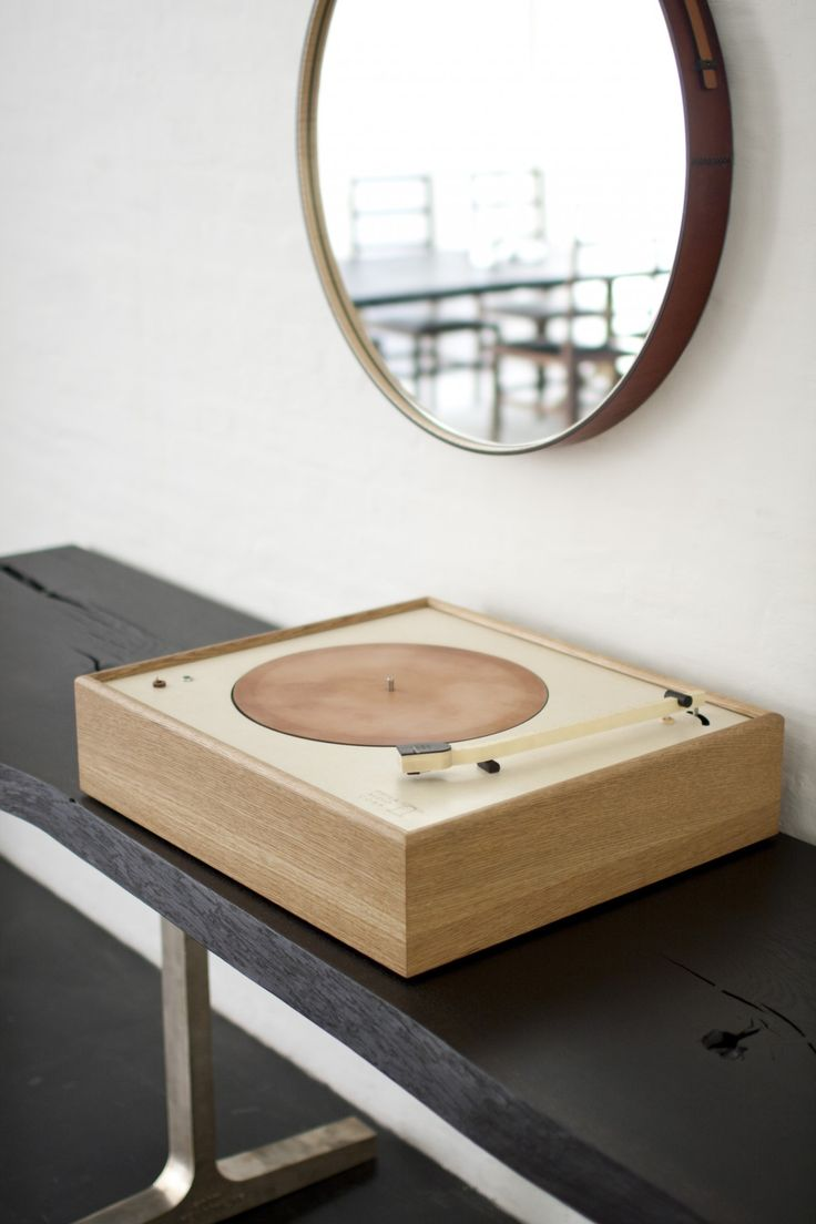 17 best images about audio turntable on pinterest for Turntable furniture
