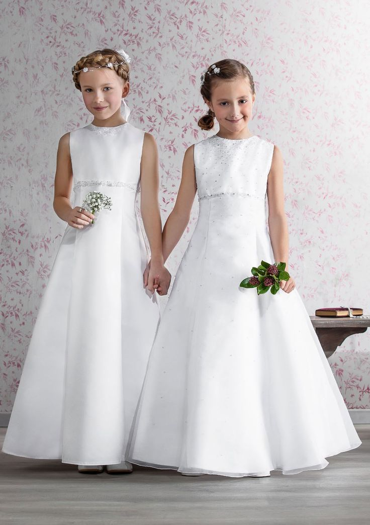 Communion Dresses for Girls: Best First Communion Dresses - Fashionable First Communion Dress Trends and Fashion to look for in 2015