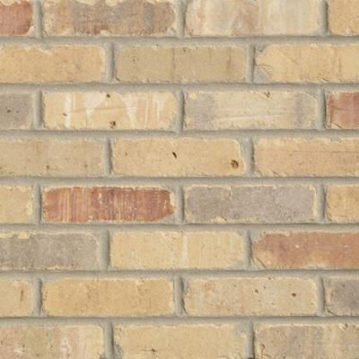 Old mill brick alamo sunrise brickweb thin brick flats for Interior brick veneer cost