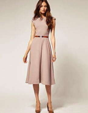 knee length valentine's day dresses