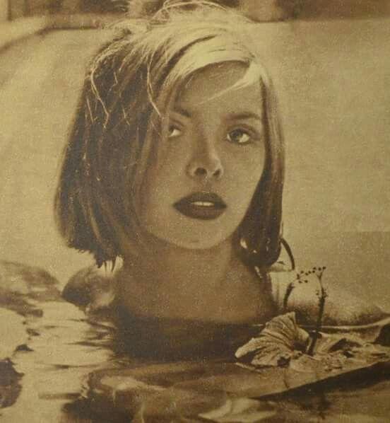Barbara Kwiatkowska, Italy, 1963