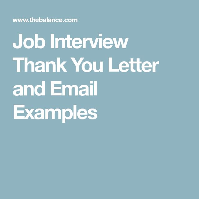 The 25+ best Interview thank you email ideas on Pinterest Thank - interview thank you letter